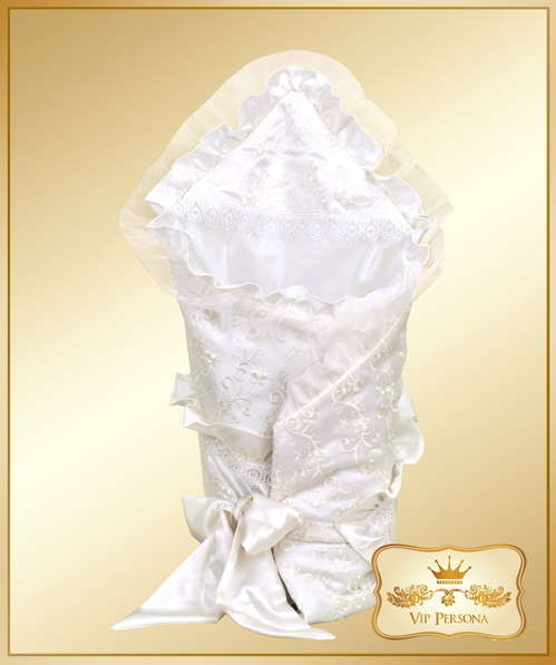 Конверты на выписку VIP Persona Конверт-одеяло на выписку 12-033а