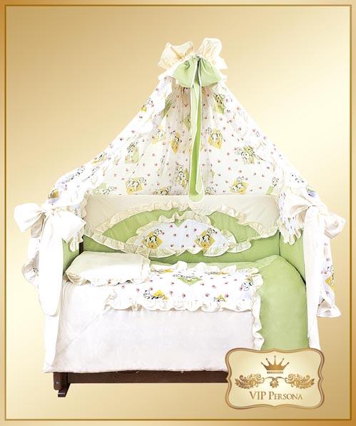 Комплекты для кроваток VIP Persona Акушерство. Ru 8750.000