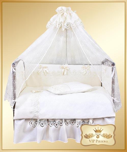 Комплекты для кроваток VIP Persona Акушерство. Ru 8570.000