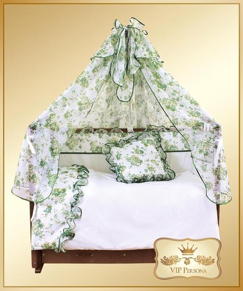 Комплекты для кроваток VIP Persona Акушерство. Ru 6550.000