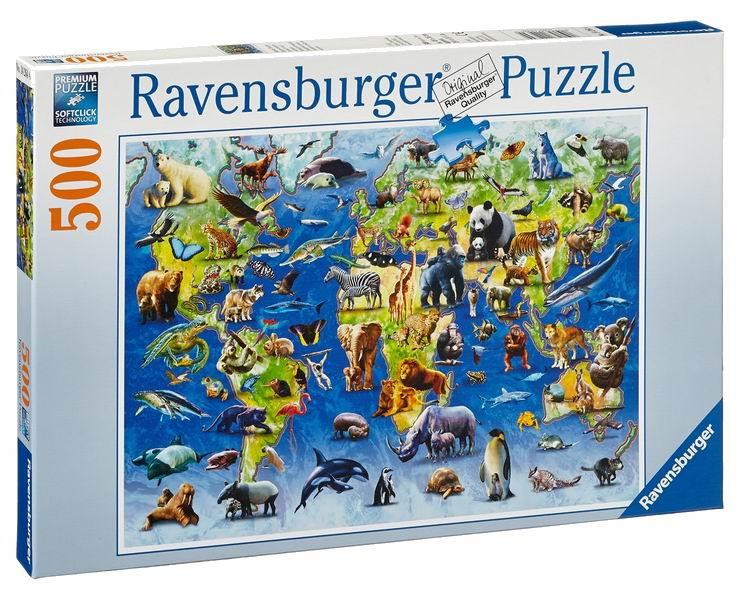 Ravensburger ���� ������ ���� �������� 500 ���������