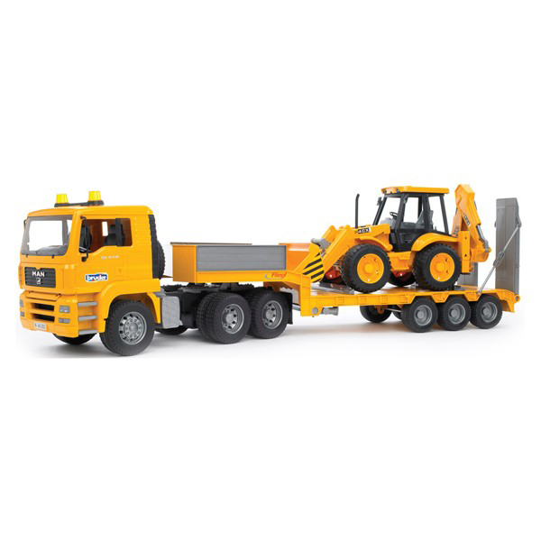 Bruder ����� � �������� MAN � ����������������������� JCB 4CX