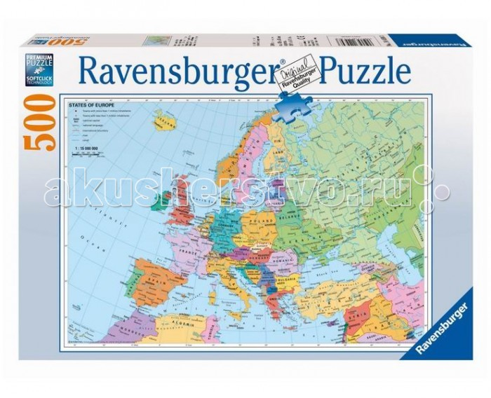 Ravensburger ���� ������������ ����� ������ 500 ���������