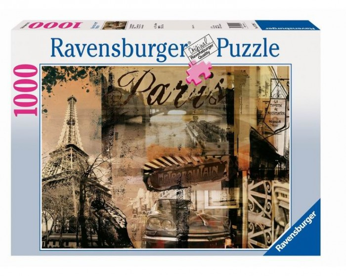Ravensburger ���� ������������ � ������ 1000 ���������