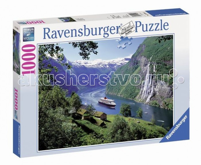 Ravensburger ���� ���������� ����� 1000 ���������