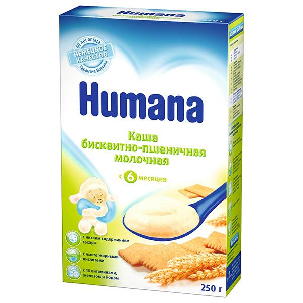 Каши Humana Акушерство. Ru 155.000