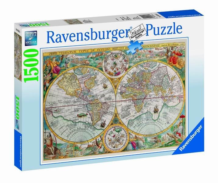 Ravensburger ���� ������������ ����� 1500 ���������