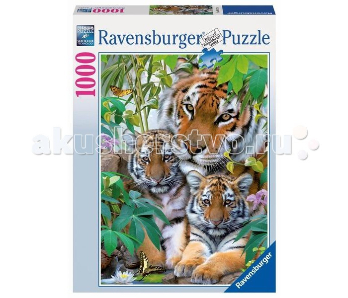 Ravensburger ���� ����� ������ 1000 ���������