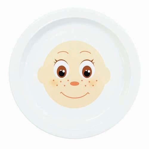 Lubby Тарелка ФантазёркаТарелка ФантазёркаLubby Тарелка Фантазёрка создана специально для творческих натур. Это помощник родителям, которые создают для своего ребёнка сказку даже во время приема пищи.   Идея тарелки «Фантазёрка» в том, что Вы можете совместно со своим ребёнком создавать образы веселых человечков с помощью завтраков, обедов и ужинов! Всё очень просто: выкладывайте продукты прямо на тарелку. Включайте свою фантазию!<br>
