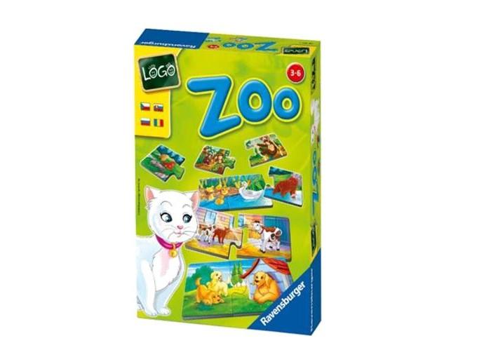 Ravensburger Настольная игра Лого Зоо