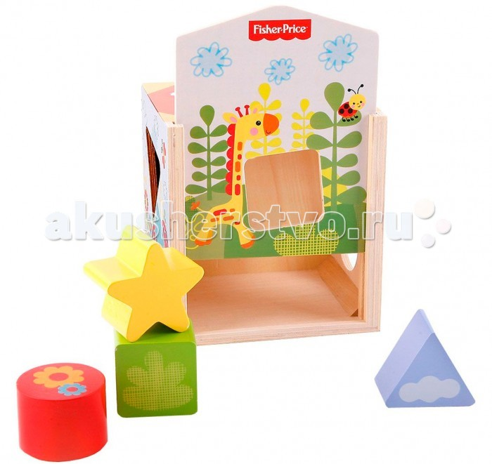 ������ Fisher Price ����� � 4 ����������
