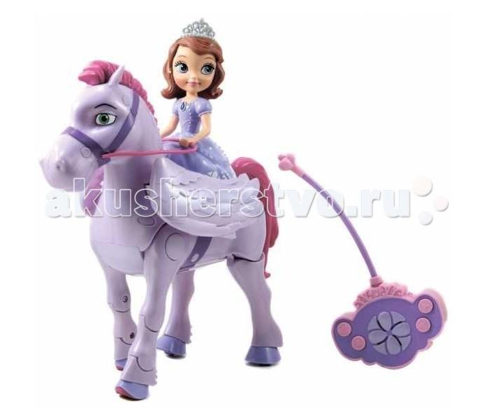 Интерактивная игрушка Jada София Прекрасная и крылатый конь Минимус