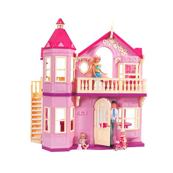 Кукольные домики Simba Дом для семьи Штеффи
