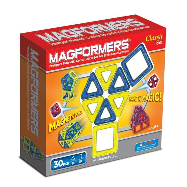 Magformers Магнитный Classic 30 63068