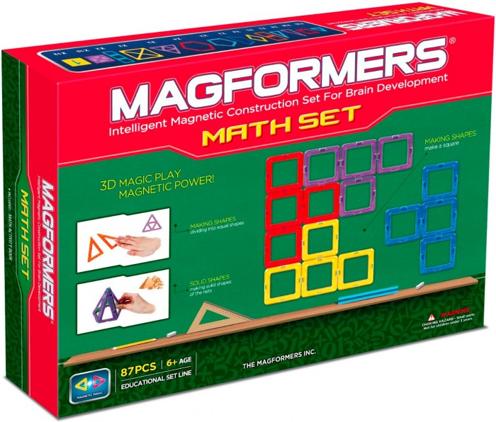 ����������� Magformers ��������� ����� ������������� ���������� 63109