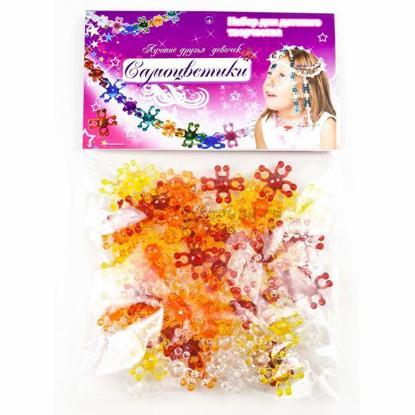Биплант Самоцветики в пакете №1 (красный)Самоцветики в пакете №1 (красный)Самоцветики в пакете №1 (красный) Биплант 11012.  Самоцветики — это возможность создавать своими руками красивые украшения, которые можно менять хоть каждый час.   Увлекательный набор для творчества, который развивает моторику, логику, фантазию, воображение, прививает чувство меры и вкуса.<br>