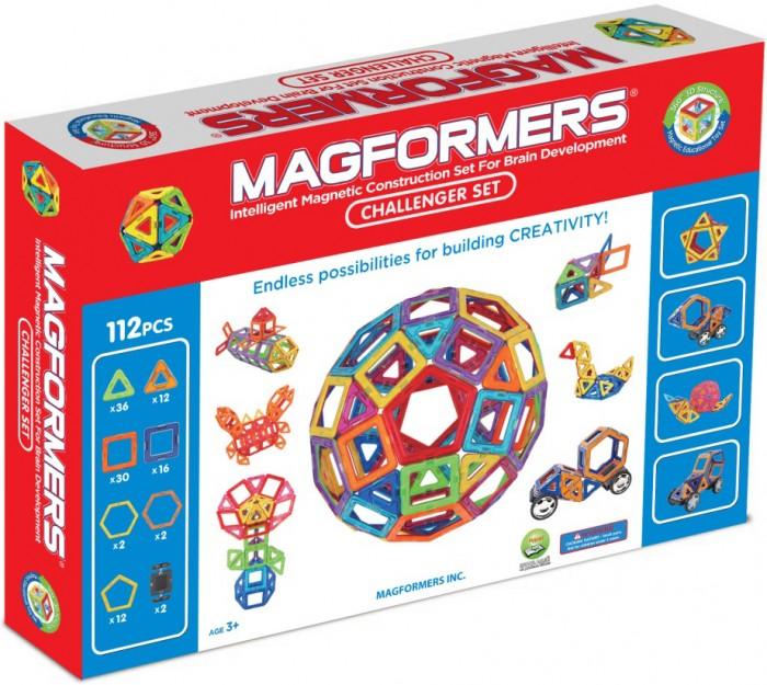 Magformers Магнитный Challenger 63077