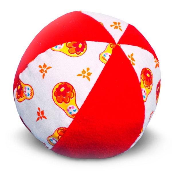 Мягкая игрушка Мякиши Мячик Малышок