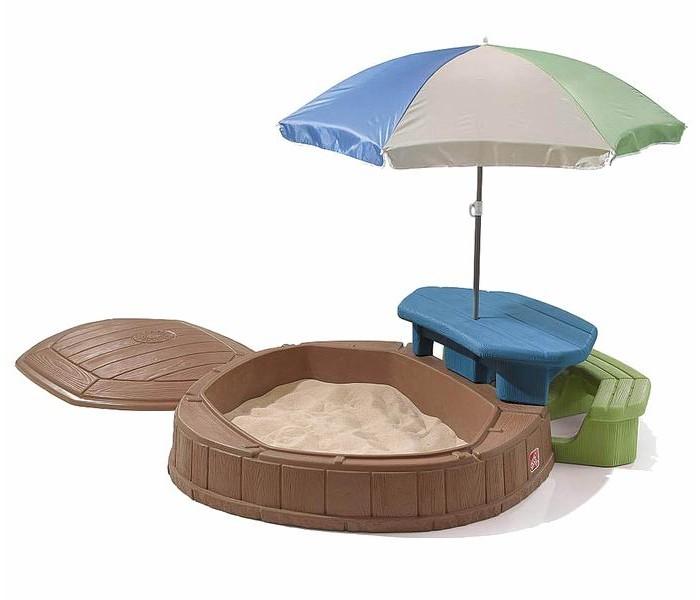 Песочницы Step 2 со столиком