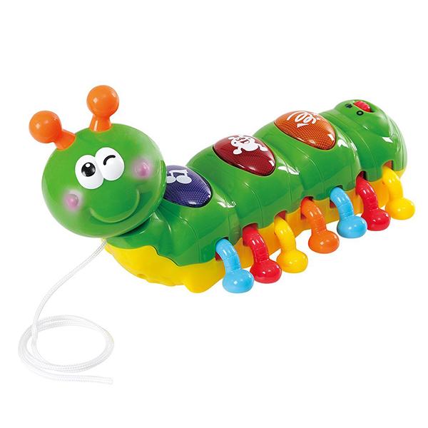Каталка-игрушка Playgo Гусеница
