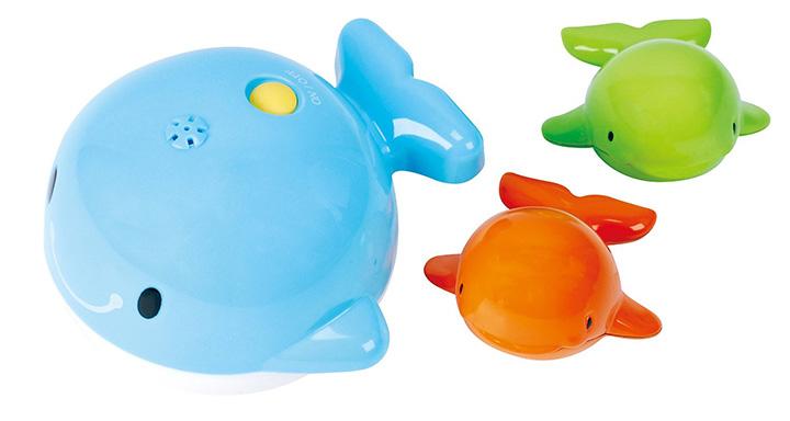 Playgo Набор для ванной КитыНабор для ванной КитыКитенки имеют прорези на спинке, откуда выливается вода.   Игрушка выполняет роль черпачка, способствует и принятию водных процедур и закаливанию ребенка.  В наборе 3 игрушки.<br>