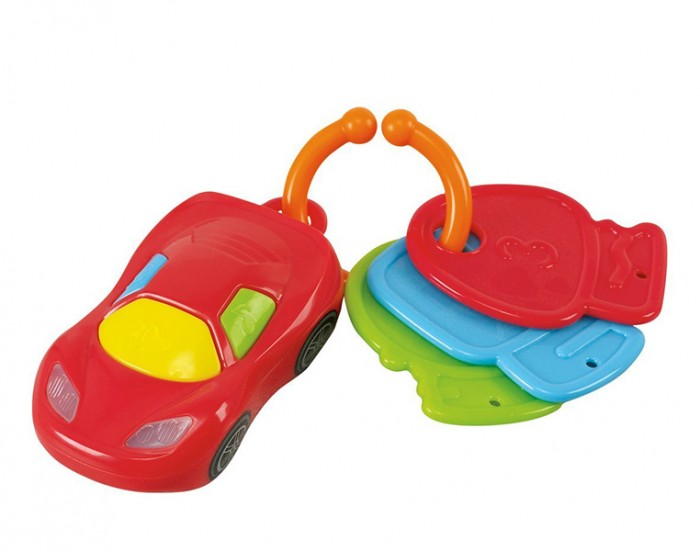 Playgo Брелок с 3 ключами