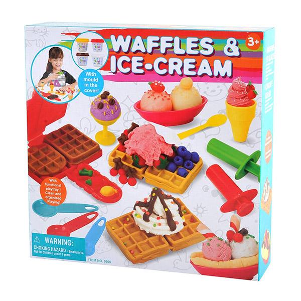 Playgo Набор Вафли и мороженое от Акушерство