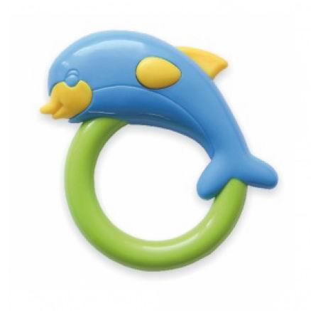 Погремушка Baby Mix Дельфин