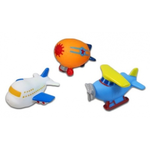 Игрушки для купания Жирафики Набор Авиатор