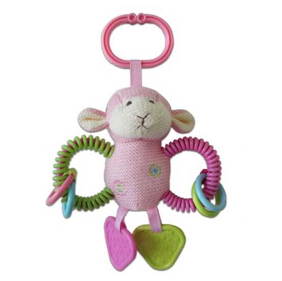 Подвесная игрушка Жирафики Овечка спираль 939277
