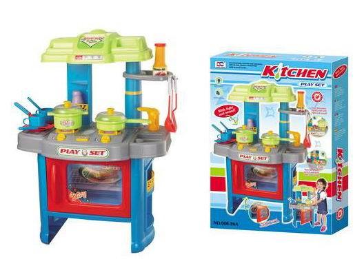 Baby Mix Игровая Кухня со светом