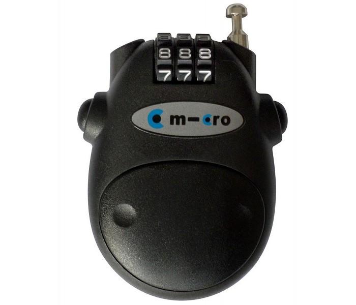 Micro Замок для самокатов и беговелов Cable Lock