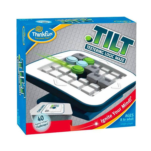 Игры для школьников Thinkfun Игра-головоломка Скользящие фишки