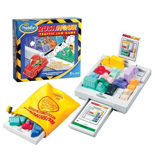 Игры для школьников Thinkfun Игра-головоломка Час пик Rus Hhour
