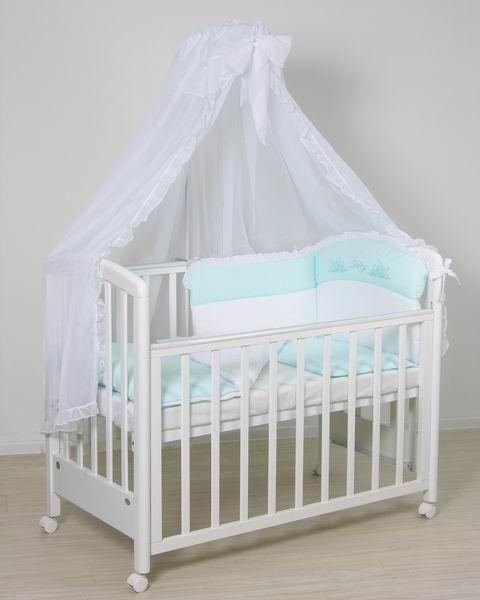 Комплект в кроватку Fairy Сладкий сон (7 предметов)