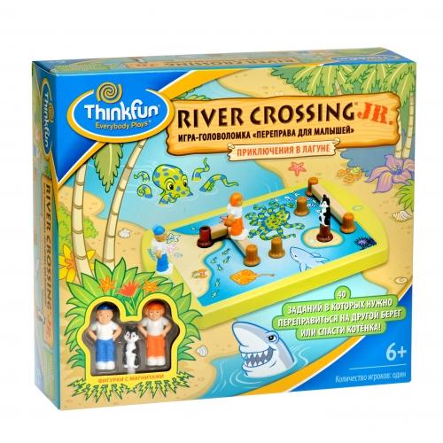 Thinkfun Игра-головоломка Переправа для малышей