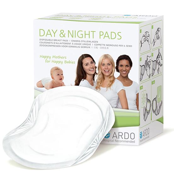 Ardo Одноразовые прокладки для бюстгальтера Day&Night Pads 30 шт.