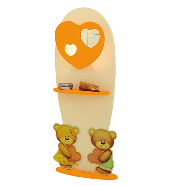Аксессуары для детской комнаты Baby Expert Трюмо-светильник Cuore