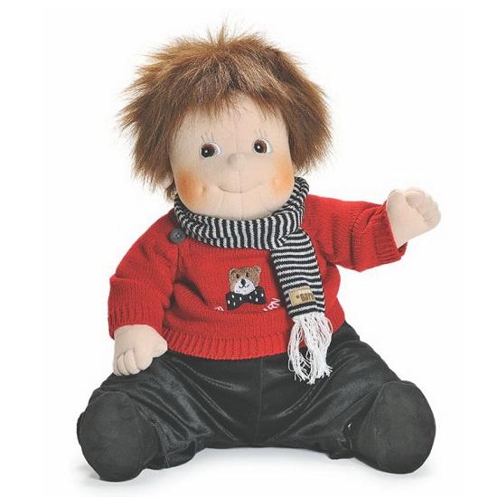 Rubens Barn ���� Original Emil with Teddy outfit