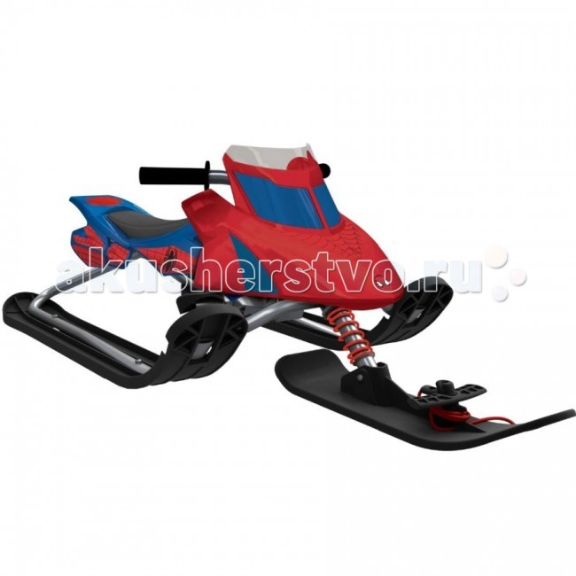 Снегокат R-Toys Snow Moto Ultimate Spiderman