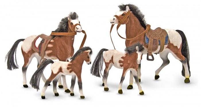 Melissa & Doug Семейка лошадей