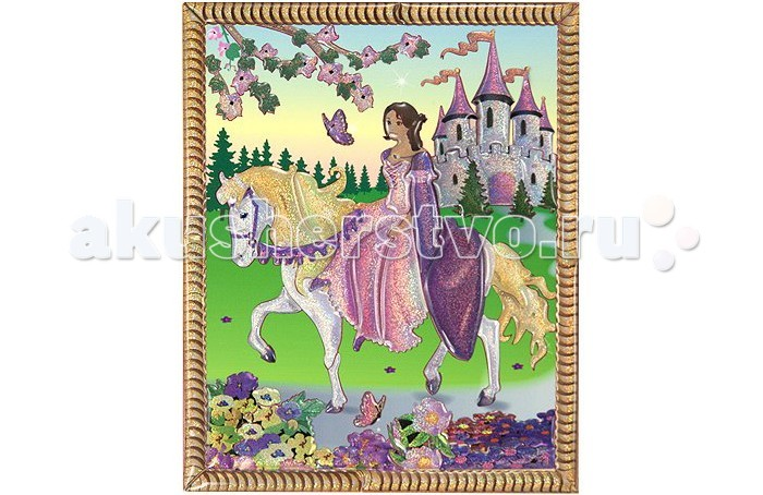 Мозаика Melissa & Doug Мозаика Замок Принцессы