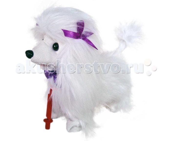 Интерактивная игрушка Fluffy Family Собачка Рози