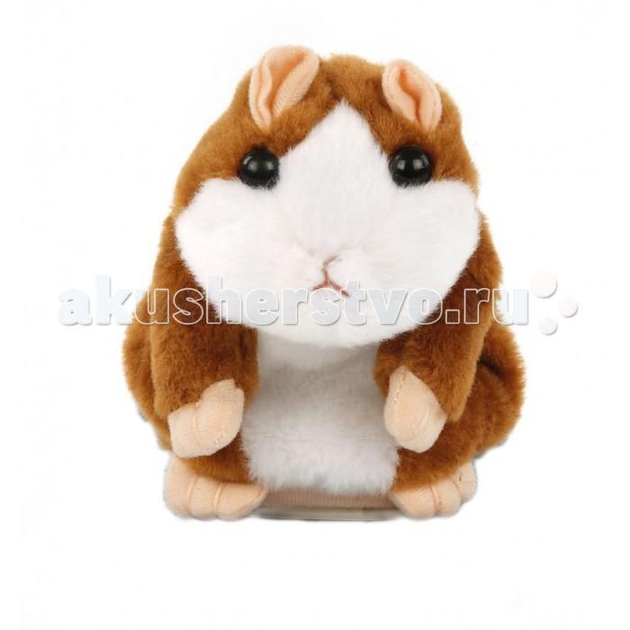 Интерактивная игрушка Fluffy Family Хомяк Хома повторяшка