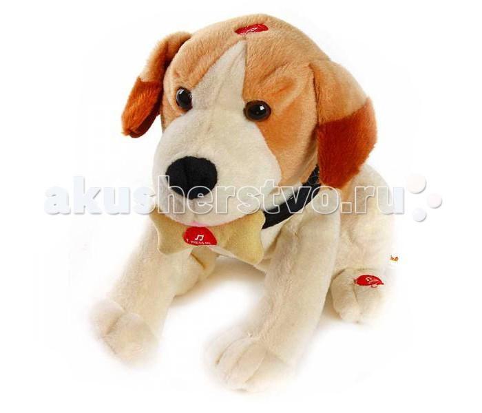 Интерактивная игрушка Fluffy Family Пес Дружок 30 см
