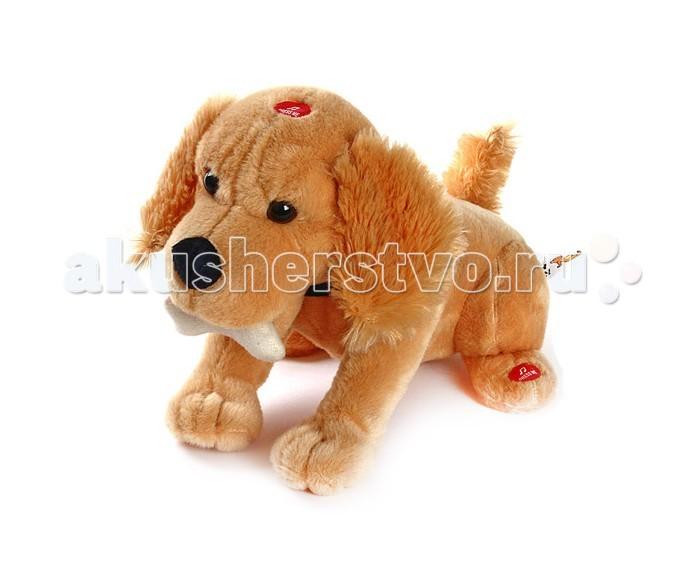 Интерактивная игрушка Fluffy Family Пес Рыжик 30 см