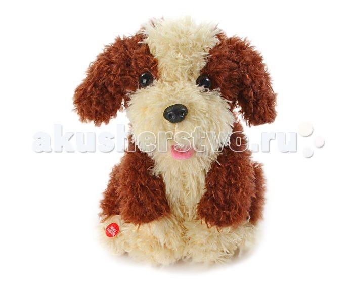 Интерактивная игрушка Fluffy Family Щенок Никки-повторяшка