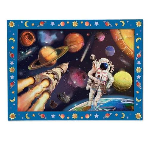 Melissa & Doug Мозаика Космическая Миссия