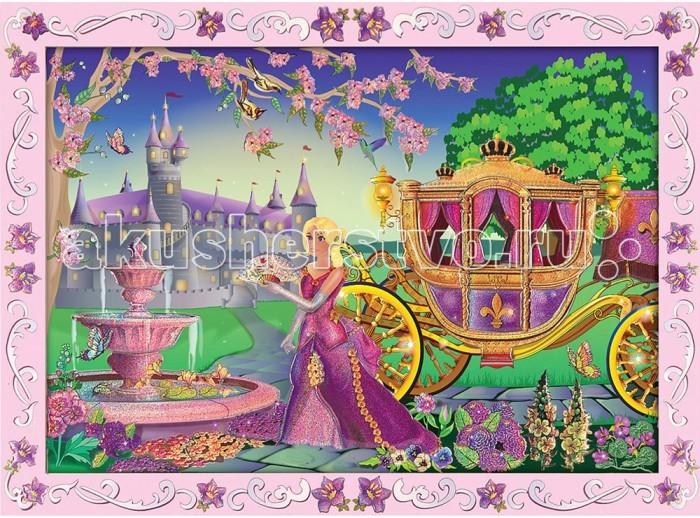 Melissa & Doug Мозаика Сказочная Принцесса