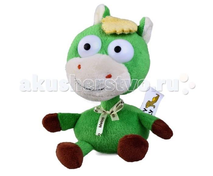Мягкая игрушка Fluffy Family Лошадка Шалтай-балтай 16 смЛошадка Шалтай-балтай 16 смТрогательная Лошадка Шалтай-балтай с подвижной головой станет прекрасным подарком и ребенку, и близкому человеку. Игры с мягкими игрушками полезны для эмоционального развития ребенка. Ведь такая игрушка - это еще и верный друг, которому ребенок доверяет свои тайны и секреты.  Психологи советуют - если ребенок отправляется впервые в детский сад, пусть возьмет с собой любимую мягкую игрушку, которая будет напоминать ему о доме. С таким другом легче успокоиться и адаптироваться к незнакомой обстановке.  Играя с мягкой игрушкой, ребенок становится увереннее, учится сопереживанию и сочувствию.  Мягкая игрушка наполнит мир вашего малыша приятными ощущениями и положительными эмоциями. Способствует развитию воображения и тактильной чувствительности у детей.  Качество подтверждено сертификатами соответствия.  Изготовлено из гипоаллергенных материалов.  Размер игрушки: 16 см.<br>